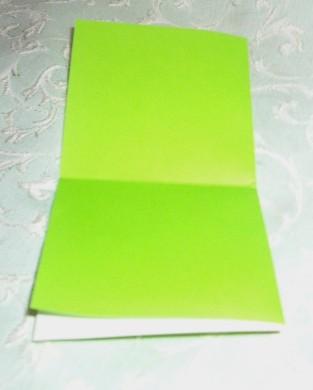 ハート 折り紙:折り紙 ぴょんぴょんカエル-kodomoporta.seesaa.net